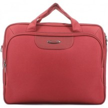 Roncato Easy Office 2013 Torba na laptopa czerwona