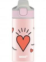 SIGG WMB Butelka na wodę różowa