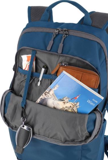 Travelite Offlite Plecak sportowy granatowy