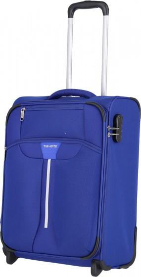 Travelite Speedline Walizka mała niebieska