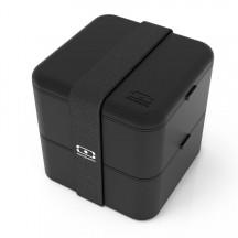 Monbento Square Pojemnik na żywność, Lunch box czarny