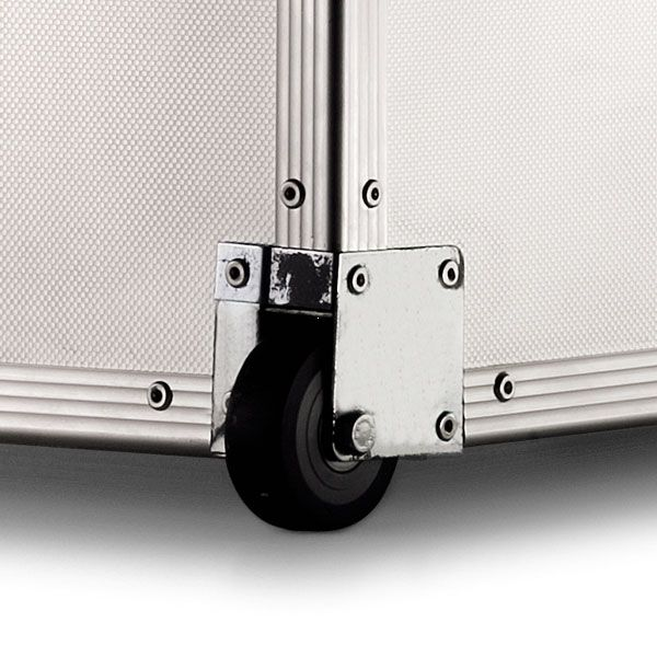 137d7d96cd7cc Neseser/Walizka specjalistyczna, 2 kółka, metal + aluminium - kolor ...