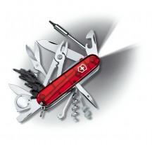 Victorinox Scyzoryk CyberTool Lite czerwony