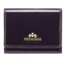 Wittchen Verona Portfel damski granatowy