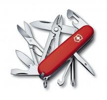 Victorinox Scyzoryk Deluxe Tinker czerwony