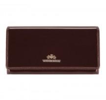 Wittchen Verona Portfel damski portmonetka brązowy
