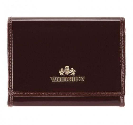 Wittchen Verona Portfel damski brązowy