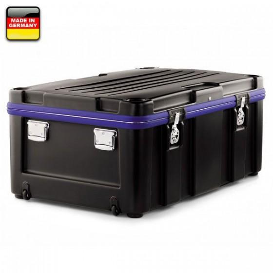 BWH Casys Boxes Kontener Walizka specjalistyczna na kółkach czarna