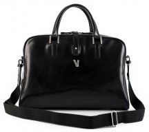Vip Collection Business Torba na laptopa czarna