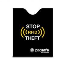 Pacsafe RFIDsleeve 50 - Etui chroniące paszport czarne