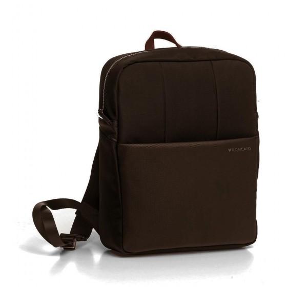 Roncato Wireless Plecak miejski brązowy