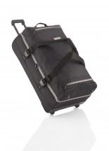 Travelite Basics Torba podróżna na kółkach czarna