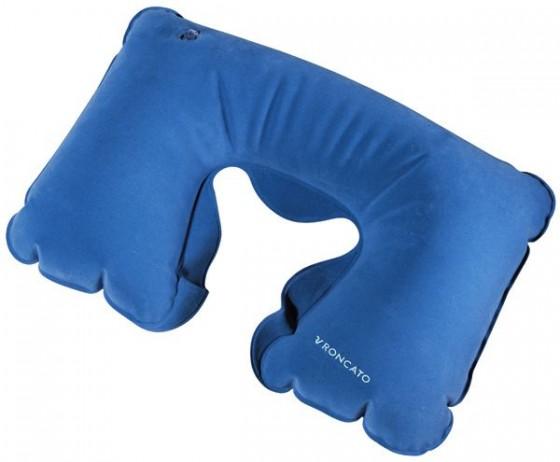 Roncato Accessories Zagłówek podróżny niebieski