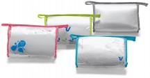 Roncato Accessories Kosmetyczka  zestaw 5 szt przezroczyste