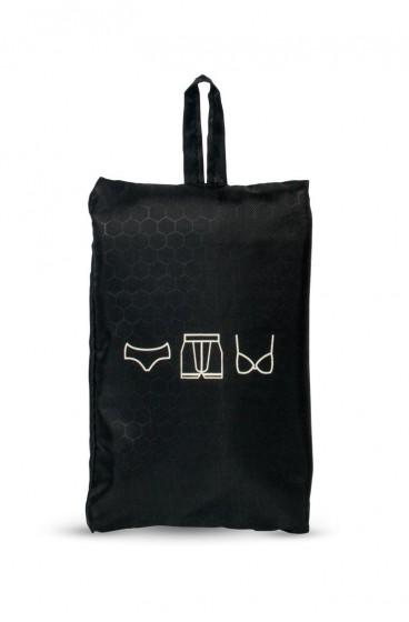 Roncato Accessories Pokrowiec do pakowania bielizny, spodenek czarny