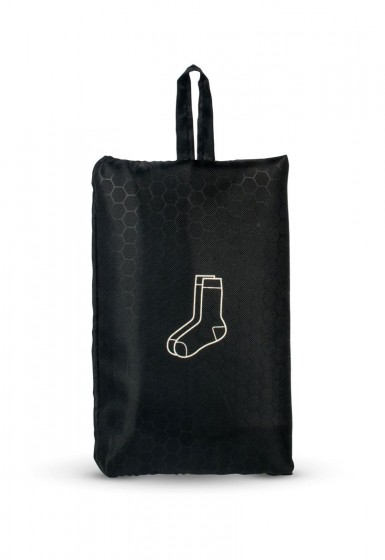 Roncato Accessories Pokrowiec do pakowania skarpetek czarny