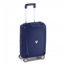 Roncato Light walizka mała kabinowa niebieska