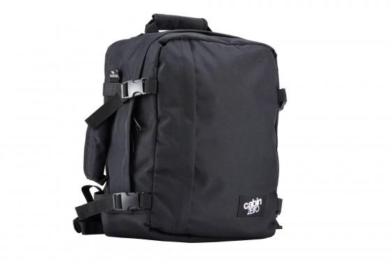 CabinZero Torba podręczna czarna, plecak czarna