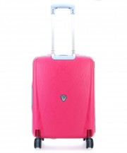 Roncato Light walizka mała kabinowa koralowa