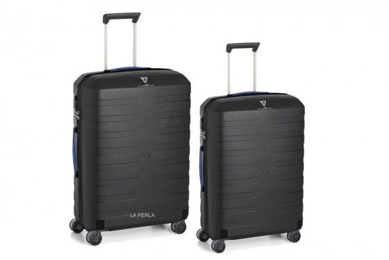 Roncato Box Komplet 2 walizek czarnych