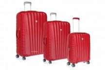 Roncato Uno SL Komplet 3 walizek czerwony