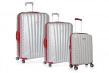 Roncato Uno SL Komplet 3 walizek czarny
