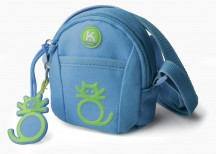 Roncato Kids Listonoszka dziecięca niebieska