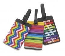 Travelite Accessories Identyfikatory podróżne zestaw 3 szt. mix kolorów