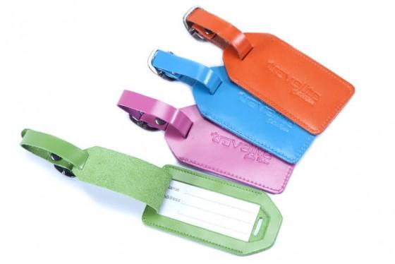 Travelite Accessories Identyfikator podróżny mix kolorów