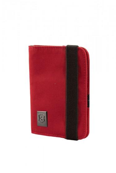 Victorinox Lifestyle Accessories 4.0 Etui na paszport z RFID czerwone