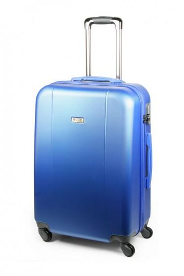 Modo by Roncato Titanium Walizka średnia błękitna