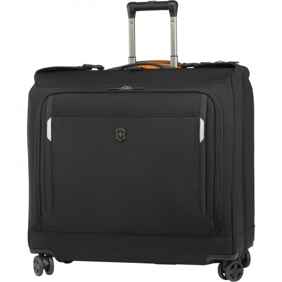 Victorinox WERKS TRAVELER™ Torba na garnitur ubranie na kółkach Dual-Caster Germent Bag czarna