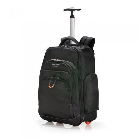 Everki Atlas Wheeled Plecak na kółkach czarny