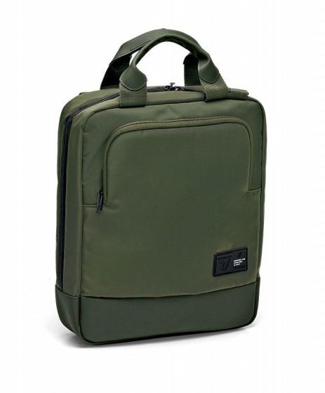 Roncato Princeton Torba na laptopa pionowa zielona