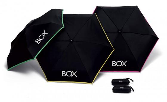 Roncato  Box Parasol 95 cm czarny