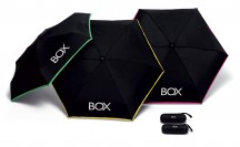 Parasol składany, 95 cm, czarny Roncato Box