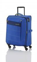 Travelite Kite Walizka średnia niebieska