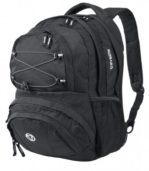 Travelite Basics Plecak miejski czarny