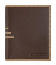 Vip Collection Firenze Etui na dokumenty brązowe