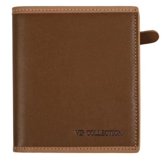 Vip Collection Bologna Portfel męski brązowy