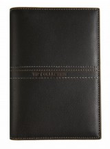 Vip Collection Napoli Etui na paszport i dokumenty brązowe