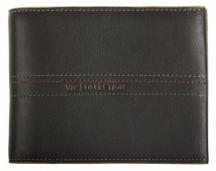 Vip Collection Napoli Portfel męski brązowy