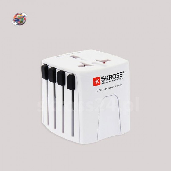 Skross Adapter Podróżny MUV Micro