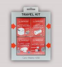 Skross Zestaw podróżny Travel Kit