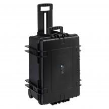 B&W International Walizka specjalistyczna na kółkach z miękką pianką Outdoor Cases czarna
