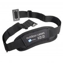 B&W International Pasek do walizki specjalistycznej Outdoor Cases czarny
