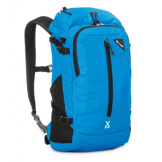 Pacsafe Venturesafe X22 Plecak turystyczny błękitny