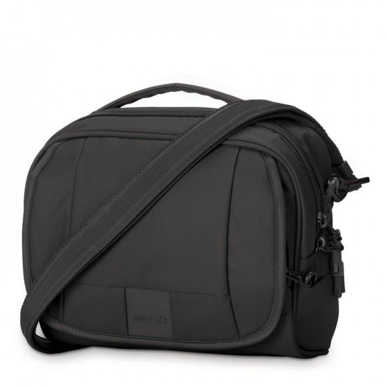 Pacsafe MetroSafe LS140 Torba na ramie czarna