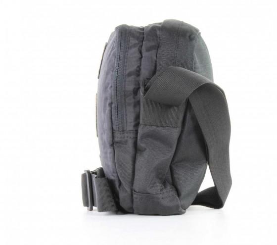Mała torba na ramię marki National Geographic z serii Explorer, nylon - kolor czarny