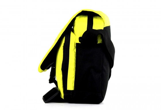 Torba na ramię marki National Geographic z serii Explorer, nylon - kolor żółty